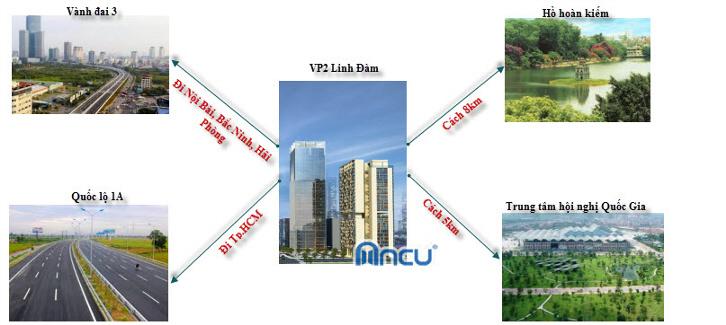 Chung cư Green life tower Bán đảo Linh đàm