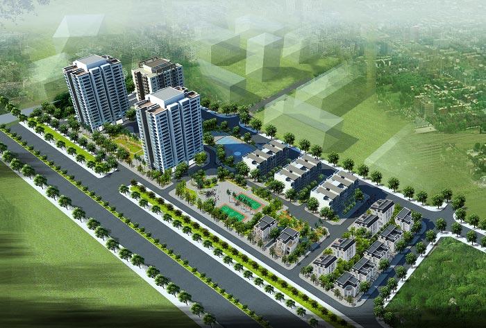 Biệt thự CT15 Việt Hưng