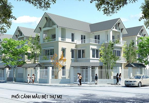 Biệt thự Tây Nam Linh đàm