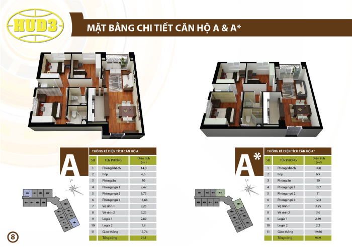 căn hộ a Chung cư CT3 Tây Nam Linh Đàm
