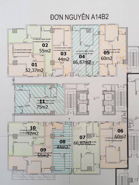 Chung cư nam trung yên - Mở bán đợt 1 chung cư A14 Nam Trung Yên