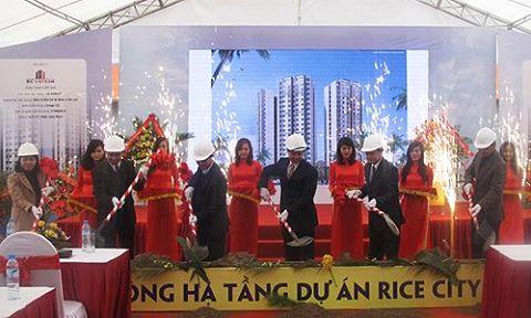 Liền kề Rice City Sông Hồng