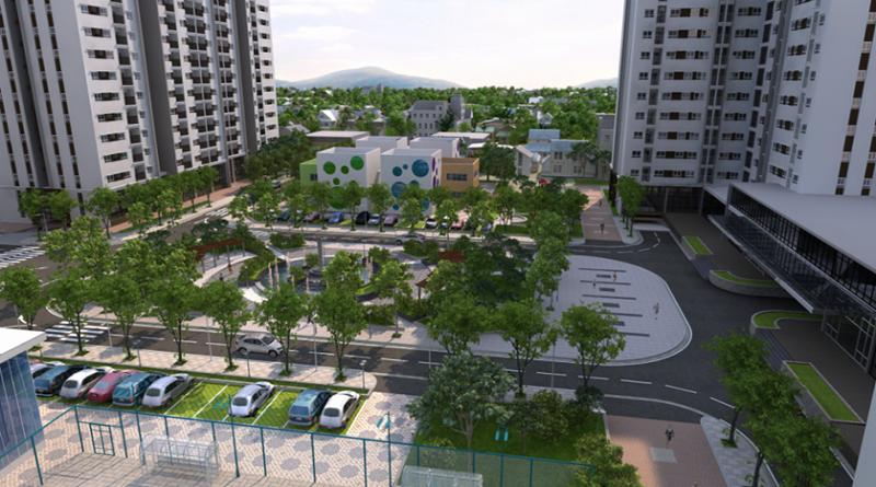 Tận hưởng cuộc sống đích thực với chung cư GreenLife Complex