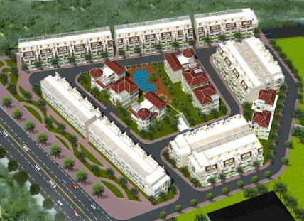 Dự án Tây Mỗ Residence