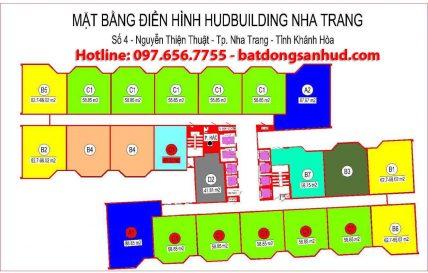 Chung cư số 4 Nguyễn Thiện Thuật, TP Nha Trang