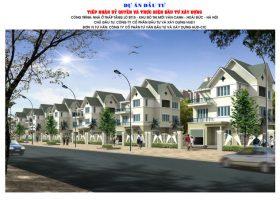 Khu đô thị mới Vân Canh Hud