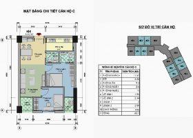 Cần bán căn hộ chung cư CT3 Tây Nam Linh Đàm