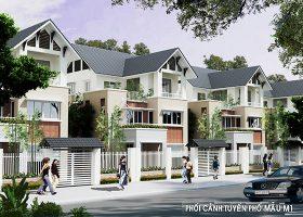 Cần bán gấp lô biệt thự Tây Nam Linh Đàm xây đơn lập 280m2
