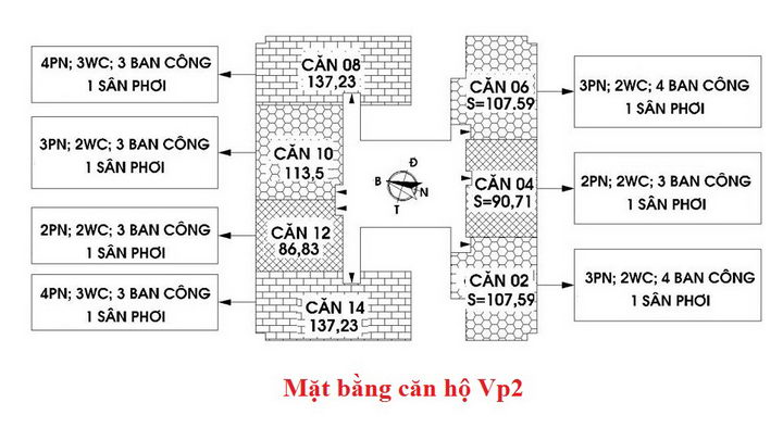 MAT BANG VP2