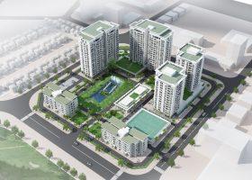 mở bán chung cư GH5,GH6 Green House Việt Hưng