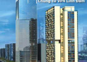 Bán chung cư VP4 Linh Đàm