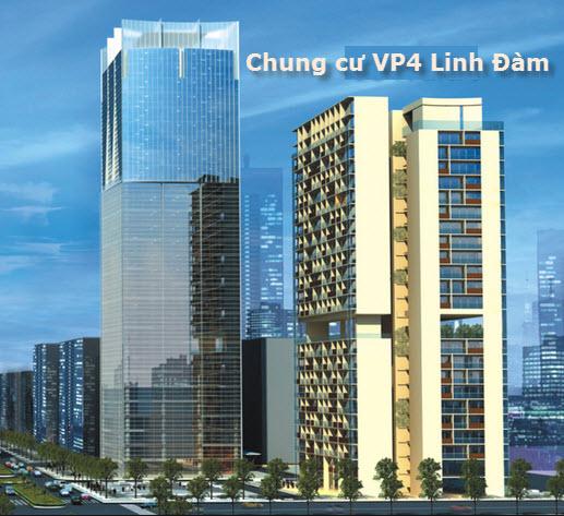 chung cư VP4 Linh Đàm
