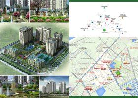 chung cư Green House Việt Hưng Tòa GH5 & GH6