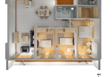 Căn Hộ 3 phòng ngủ VP4 Bán đảo Linh đàm