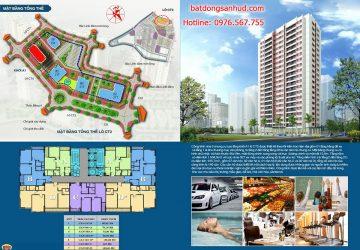 Phân phối độc quyền căn hộ chung cư A1CT2 Tây Nam Linh Đàm giá rẻ nhất