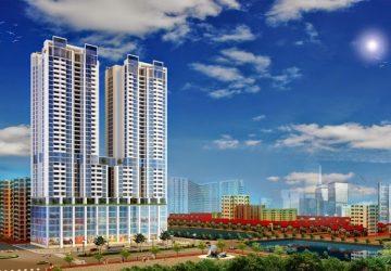 Bán căn góc Đông Nam chung cư New Skyline Văn Quán view Hồ thoáng mát