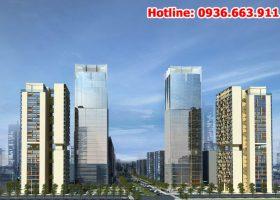 Dự án Chung cư VP2 Linh Đàm