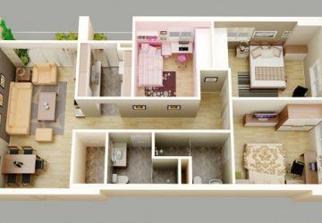 Bán độc quyền căn hộ 96m2 chung cư A1CT2 Tây Nam Linh Đàm