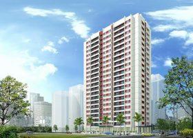 Chính chủ bán căn hộ 1808 chung cư A1CT2 tây nam Linh Đàm giá rẻ