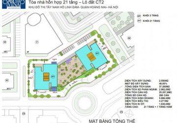 Bán căn hộ 70m2 chung cư B1B2 CT2 tây nam linh đàm