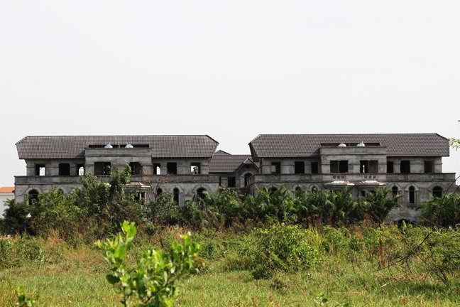 Tồn kho bất động sản nhiều nhất ở phân khúc đất nền