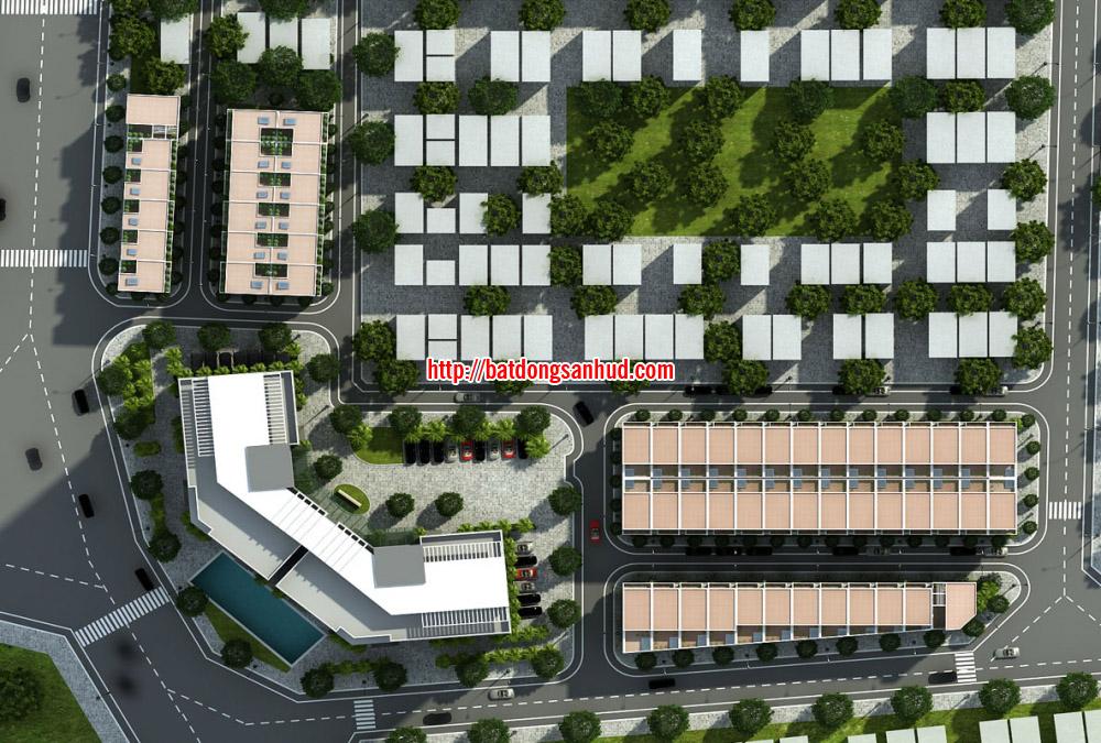 Quy hoạch Rice City Sông Hồng tại Gia Quất Thượng Thanh Long Biên