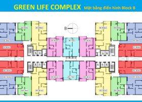 Bán căn hộ Chung cư Green Life Complex – Tháp B