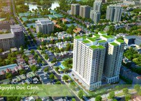 Giá bán chung cư HUD3 số 60 Nguyễn Đức Cảnh