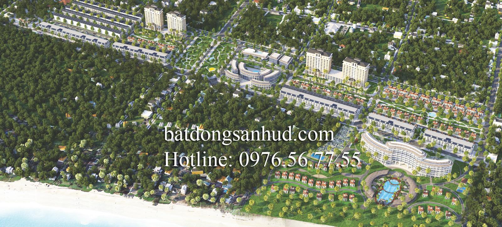 Liền kề The Silk Path City Phú Quốc