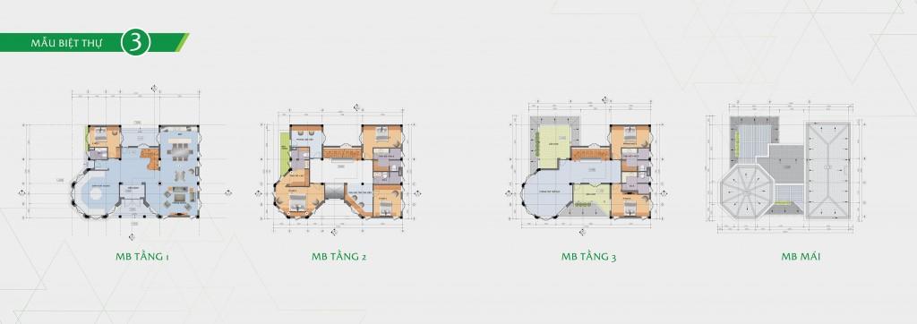Biệt thự Tây Mỗ Residence
