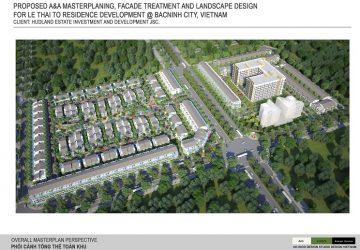 Liền kề Trầu Cau Bắc Ninh – Khu đô thị mới Lê Thái Tổ