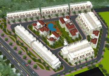 Tiến độ dự án Tây Mỗ Residence – Ngày 20/10/2017