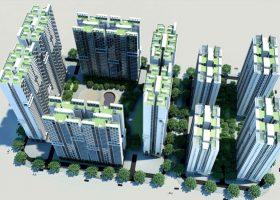 Tiến độ thi công dự án chung cư A10 Nam Trung Yên trong tháng 10/2017