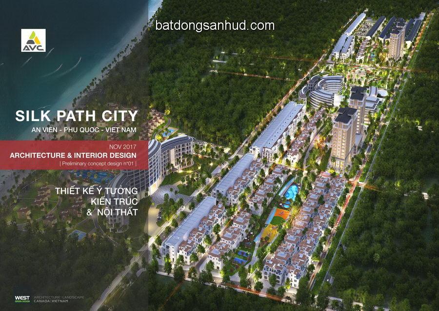Bán biệt thự biển Phú Quốc, biệt thự phú quốc