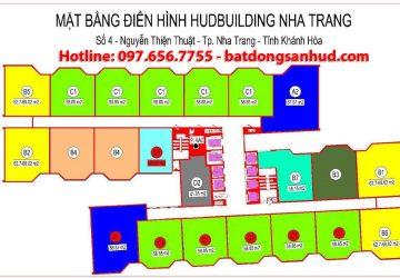 Tổ hợp chung cư và văn phòng Hud Building Nha Trang