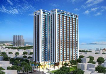 Chung cư view thành phố biển Nha Trang
