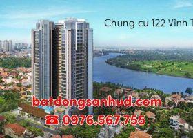 Chung cư 122 Vĩnh Tuy