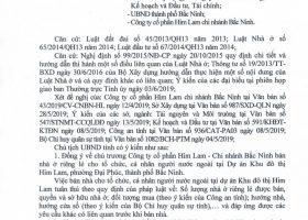 Him Lam Green Park chính thức được cấp phép bán cho người nước ngoài