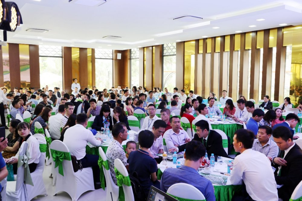 Him Lam Green Park tiếp tục hút khách tại sự kiện