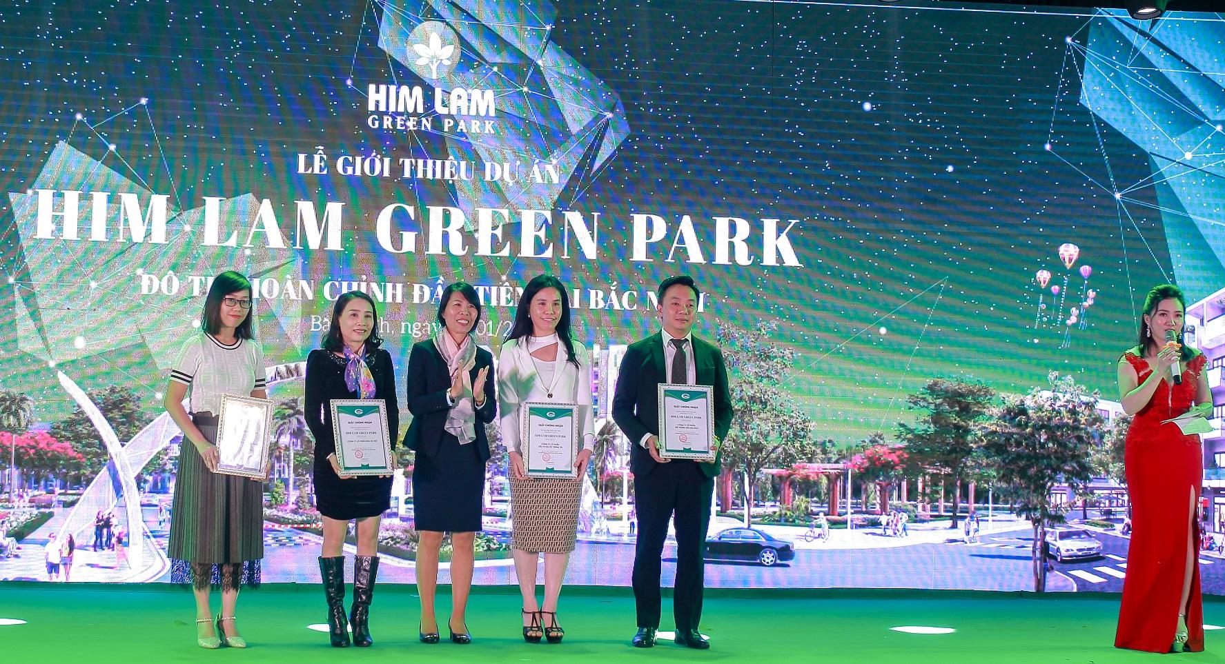 Sự Kiện Mở Bán Dự Án Him Lam Green Park Thành Công Ngoài Mong Đợi