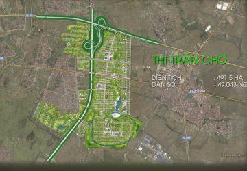 Biệt thự Kim Đô, thị trấn Chờ, Yên Phong