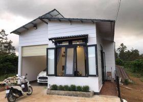 Đôi vợ chồng trẻ xây ngôi nhà cấp 4 mơ ước trên cao nguyên Lâm Đồng chỉ với 320 triệu