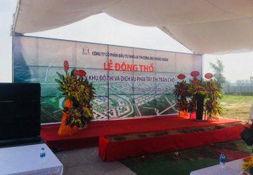 Lễ Động Thổ Dự Án Kim Đô Yên Phong