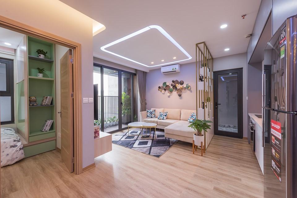 Căn Hộ Mẫu chung cư DreamLand Bonanza Duy Tân