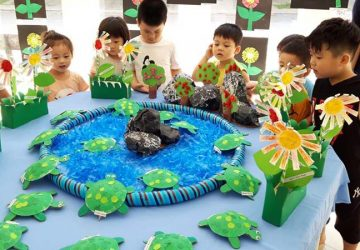 Him Lam Green Park Nơi ươm mầm hạnh phúc trẻ thơ