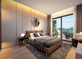 Căn 2 phòng ngủ, diện tích 69.8 m2 Chung cư Hanoi Phoenix Tower