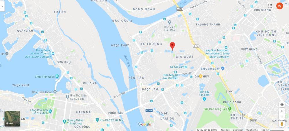 Chung Cư Rice City Long Biên – Thành Phố Hà Nội