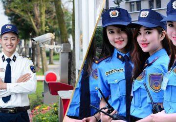 An ninh thu hút khách hàng tại chung cư Rice City Long Biên