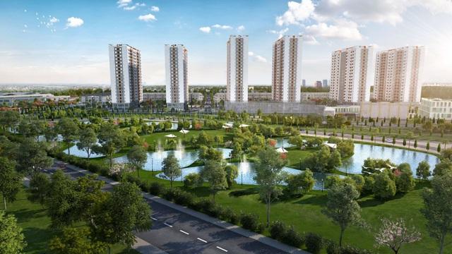 Him Lam Green Park: Tiên phong kiến tạo cộng đồng đa quốc gia