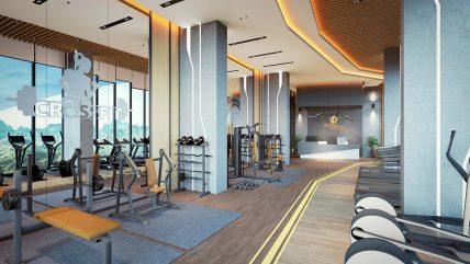Trung tâm thể thao Gym